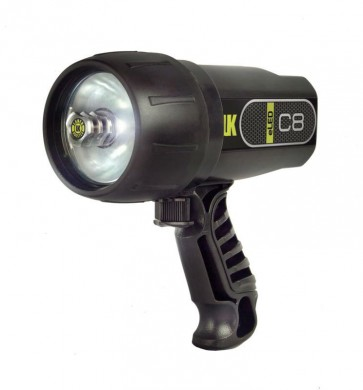 Underwater Kinetics C8 eLED Waterproof Torch/Light