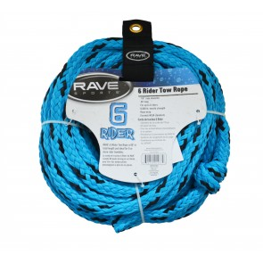 Rave's 6 Rider Tow Rope