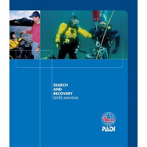 PADI Search and Recovery Diver Specialty Manual