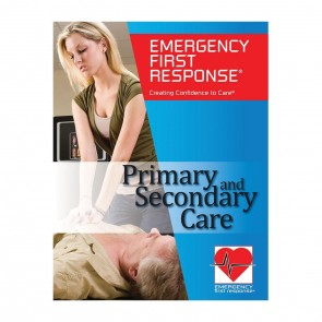 PADI Emergency First Response (EFR) Primary and Secondary Care Scuba Manual