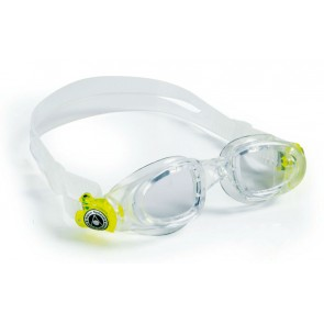 Aqua Sphere MOBY KID Clear Lens Junior Goggles