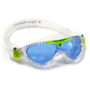 Aqua Sphere VISTA Blue Lens Junior Goggles