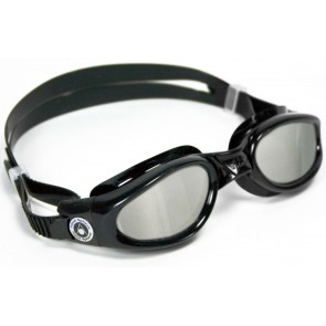 Aqua Sphere KAIMAN Small Fit Mirror Lens Adult Goggle Black