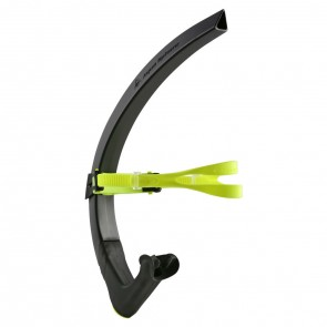 Aqua Sphere Focus Swim Training Snorkel Green/Black