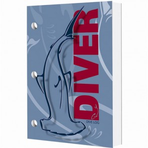 Dive Logz Hammerhead Log Book