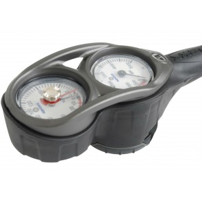 Apeks 3 Gauge Console (Pressure, Depth Gauge & Compass)