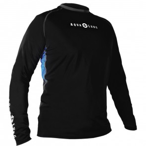Aqualung loose fit rash guard long sleve
