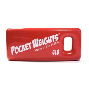 Trident Pocket Weights 4lb