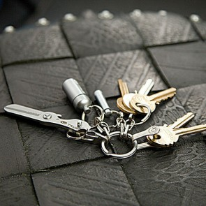 True Utility Keyring System on floor