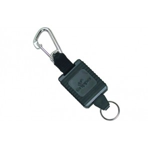 Innovative Scuba Concepts The Locking Gripper Retractor with Carabiner