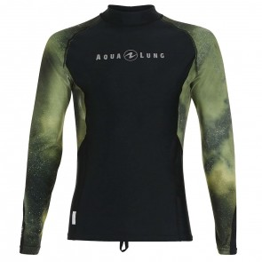 Aqua Lung Galaxy Long Sleeve rash guard for Men Front