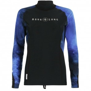 Aqua Lung Galaxy Long Sleeve rash guard for Ladies