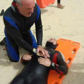 PADI EFR (Emergency First Response) Course