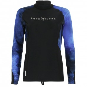 Aqua Lung Galaxy Long Sleeve Rash Guard for Men